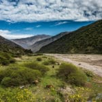 Dry River Bed, Outside Salta, Argentina