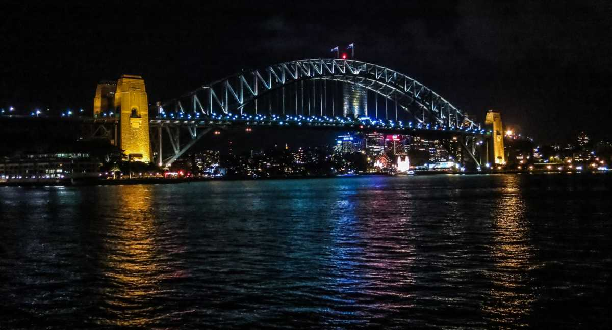 Australia_Sydney_harbour bridge