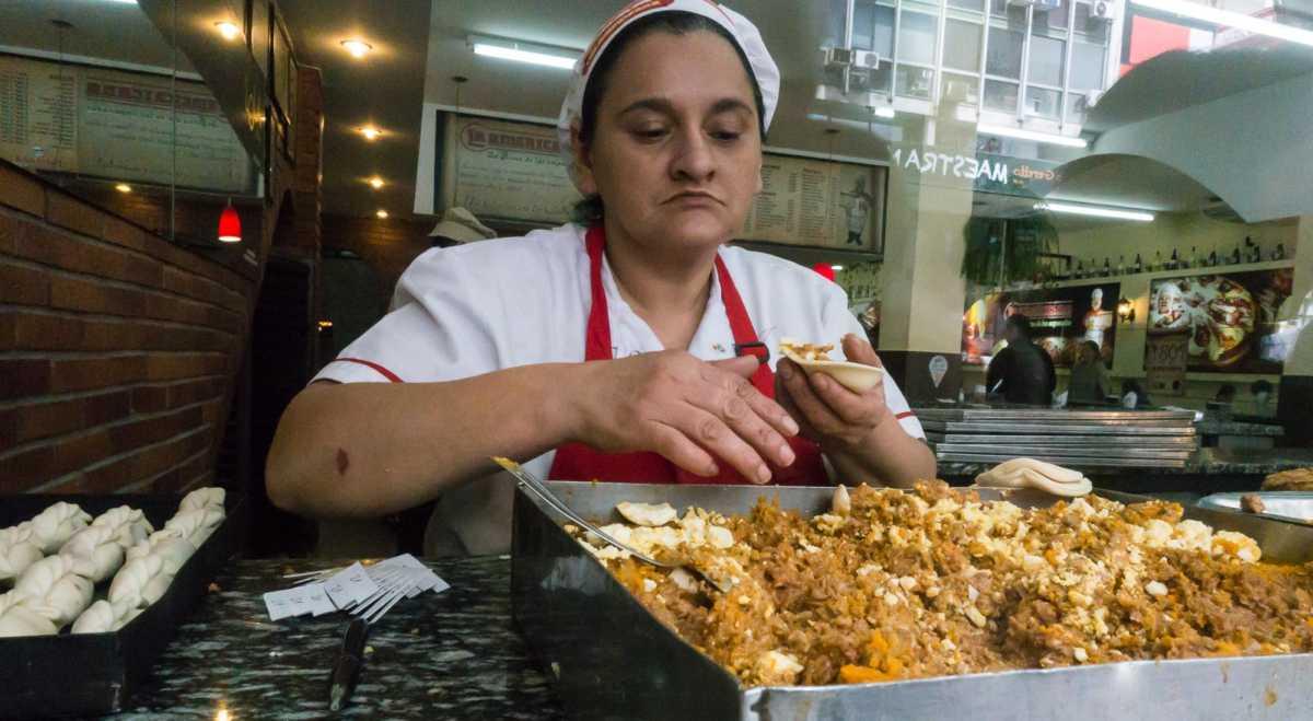 empanada food tour Buenos Aires