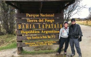 Argentina Ushuaia Tierra del Fuego