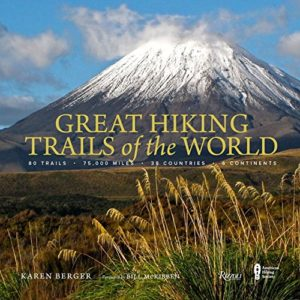 Great Hiking Trails book