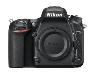 Nikon D750 best travel camera
