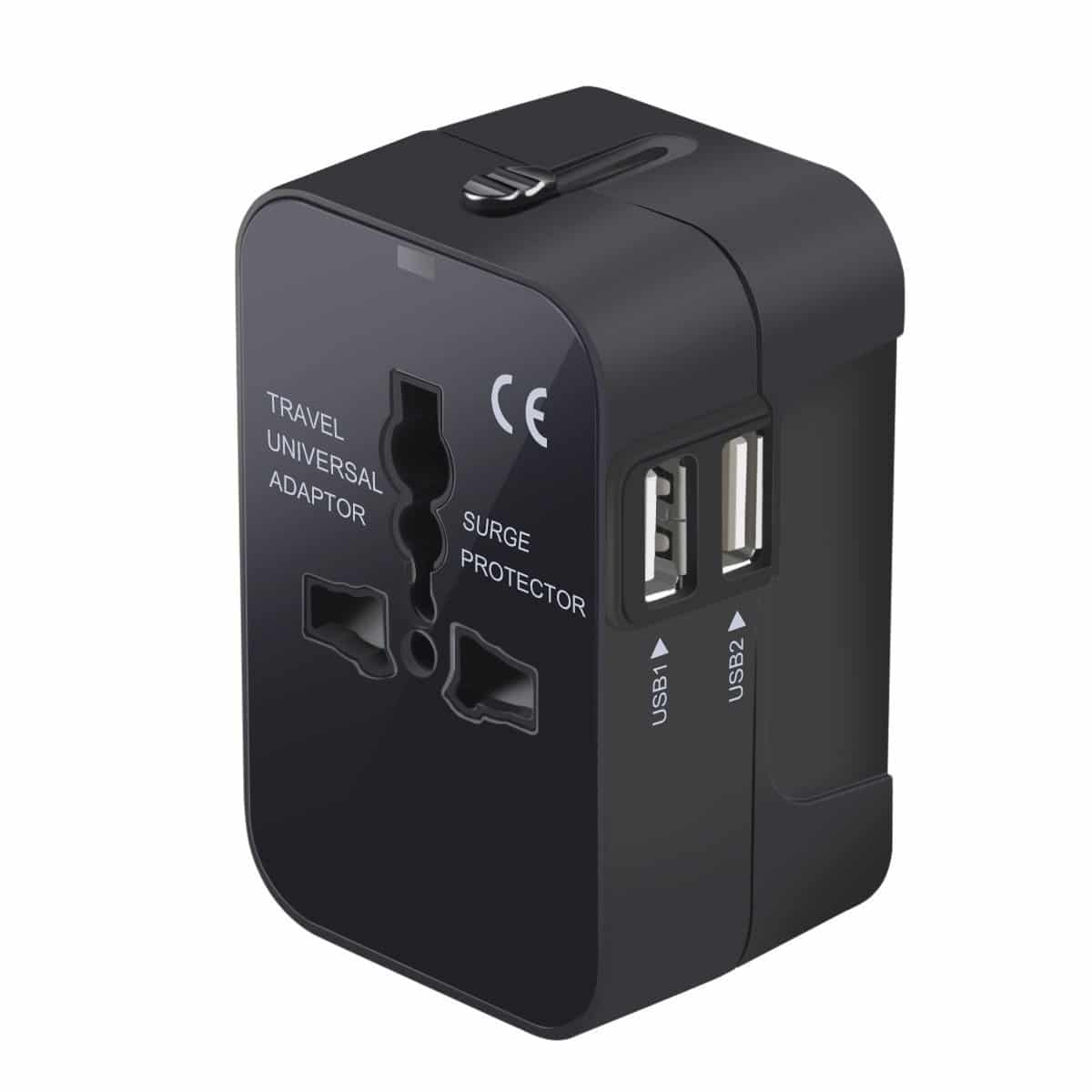 holiday travel gift guide universal plug adapter