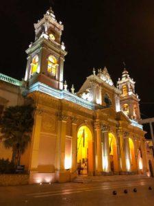 Argentina Salta cathedral