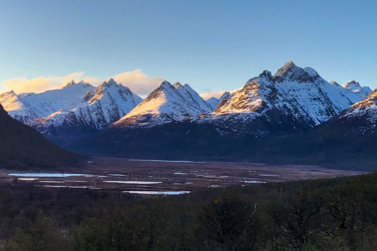 Ushuaia Tierra del Fuego Argentina