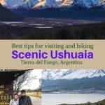 Scenic hikes Ushuaia Argentina