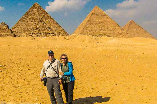 tom kris pyramids egypt