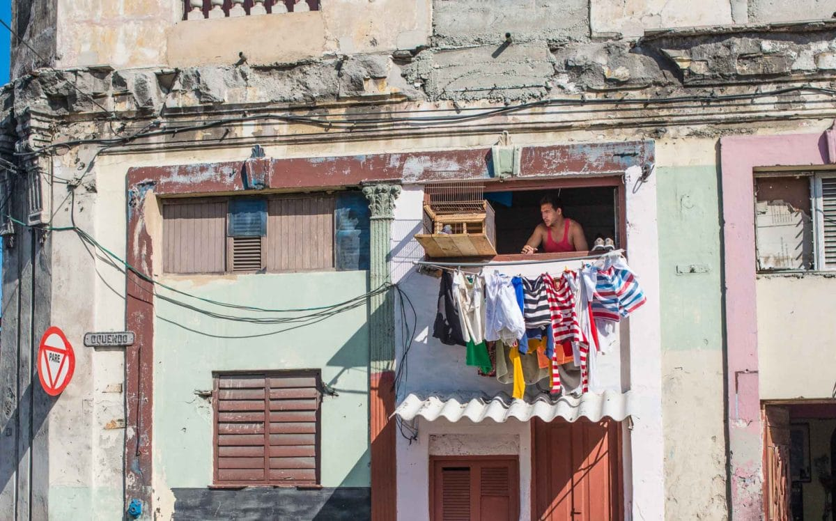 wash day havana travel to cuba vacation