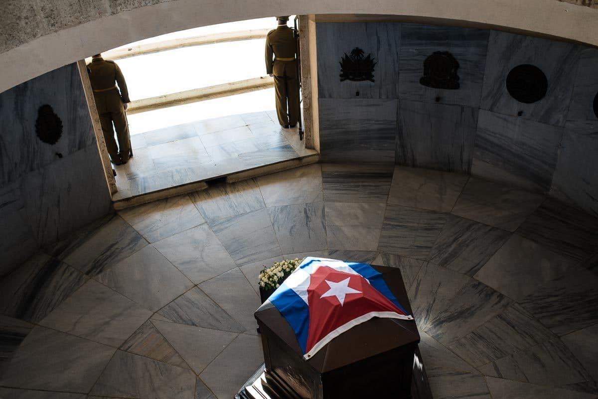 Cuba_santiago_tomb of Jose Marti