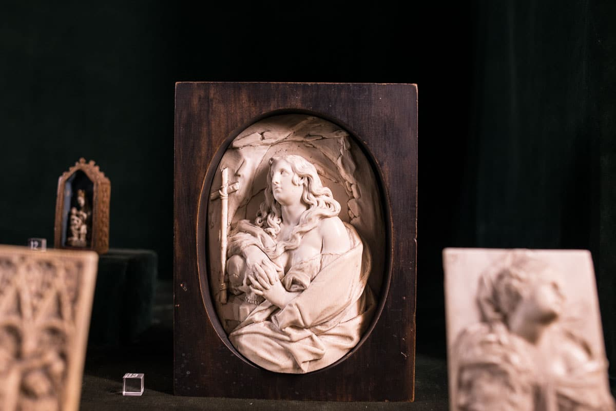 France_Strasbourg Cathedral museum ivory