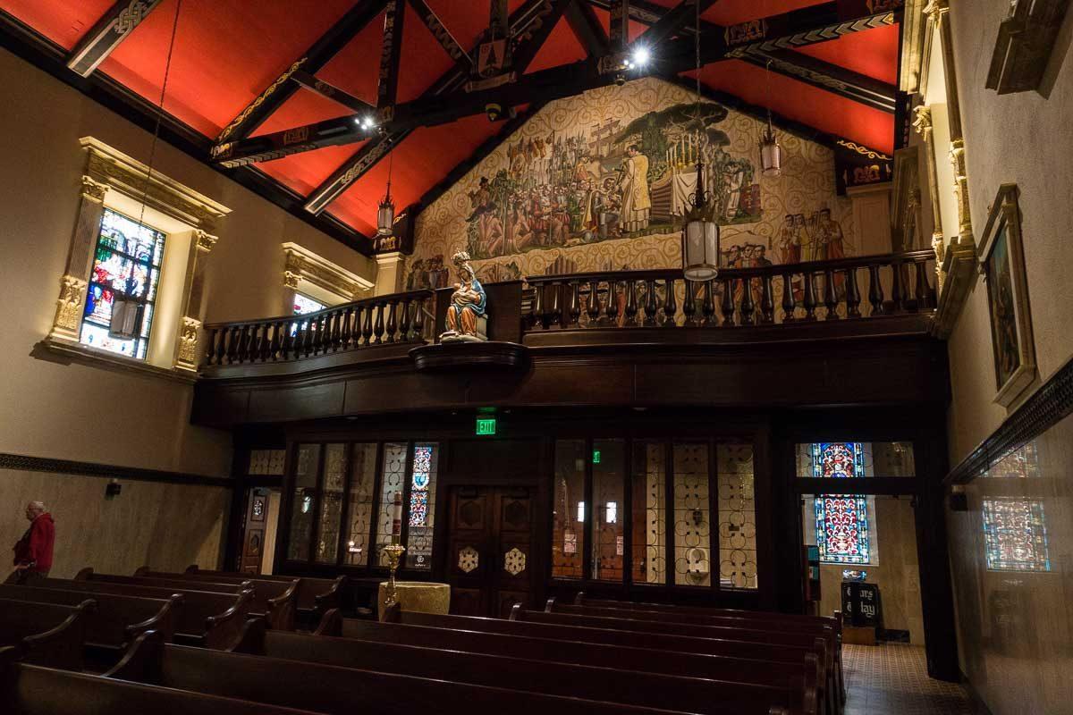 USA_Florida_St Augustine basilica