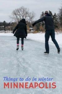 fun things to do in winter in Minneapolis