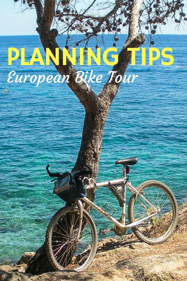What to know when you are planning your first Europe bike tour; tips for selecting the right bike and tour for you. #Italy #France #TravelPast50 #seniortravel #travelphotography #TBIN #ActiveTravel #historytravel #Europe #UNESCO #WorldHeritageSite #Bike #BikeTours