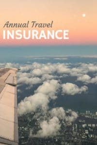 Benefits of annual travel Insurance policies