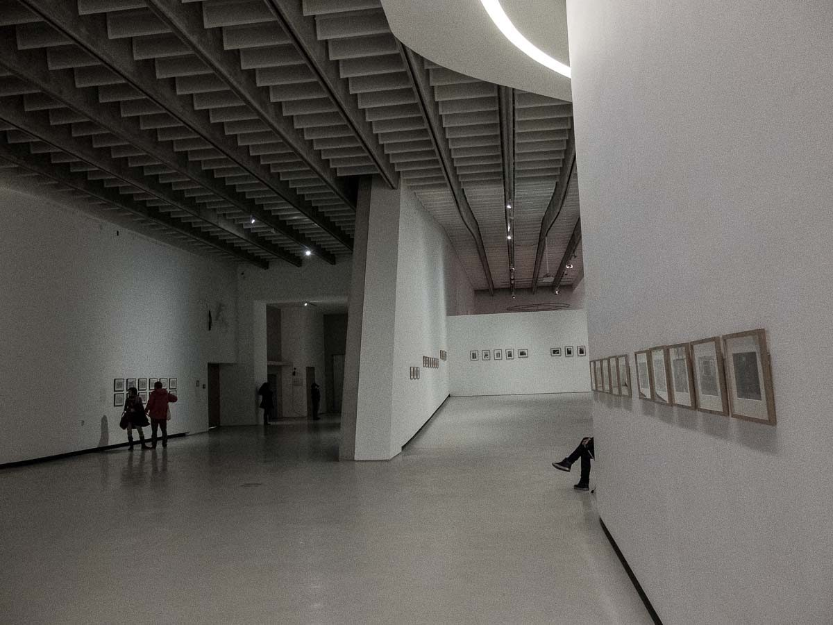 italy rome MAXXI museum