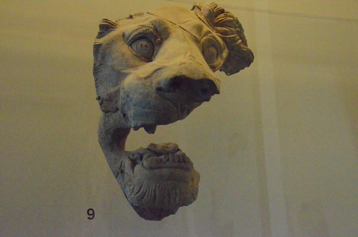 italy rome capitoline museum