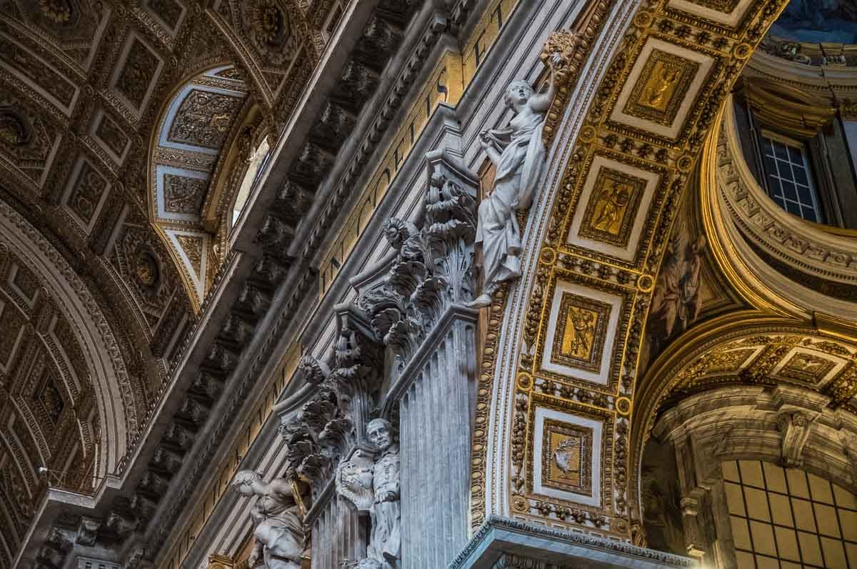 italy rome st peter capital