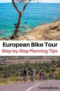Plan Europe Bike Tour