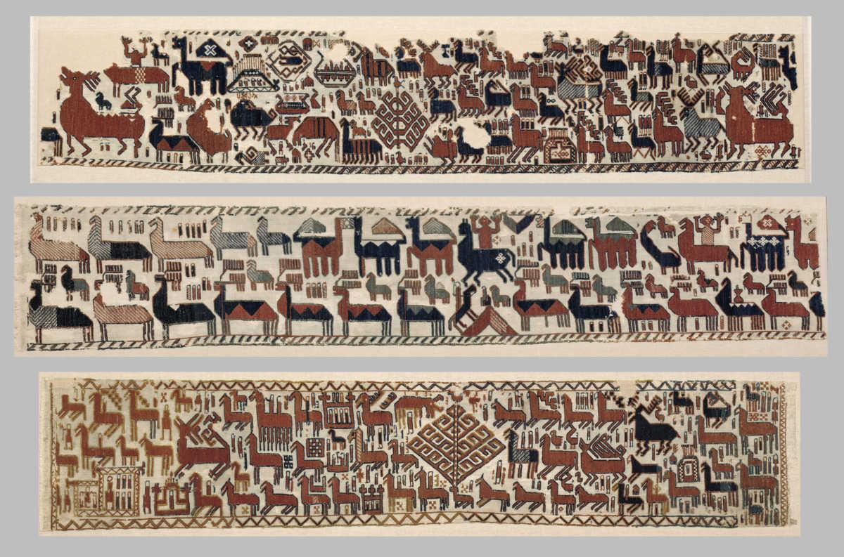 Yamtli Museum Tapestry, ÅRE SWEDEN