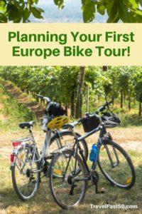 planning european bike tour