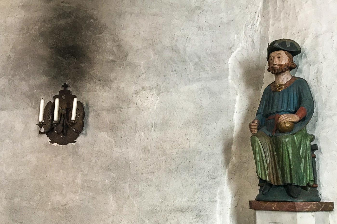 Sweden, Are, Old Church St. Olav