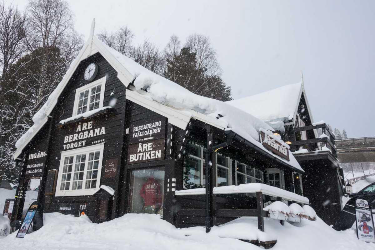 Sweden ARE ski