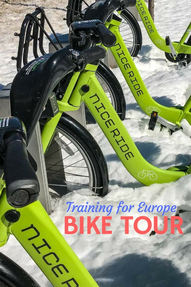 Training for a bike tour in Italy. How to plan, what to pack, and guidelines for getting in shape. #TravelPast50 #activetravel #Italy #Biketour