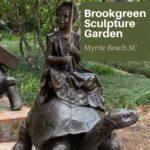 Brookgreen sculpture garden children