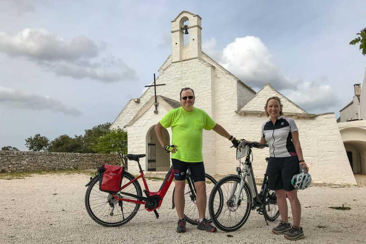 Italy Bike Tour