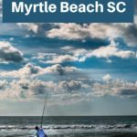 Myrtle Beach South Carolina shore