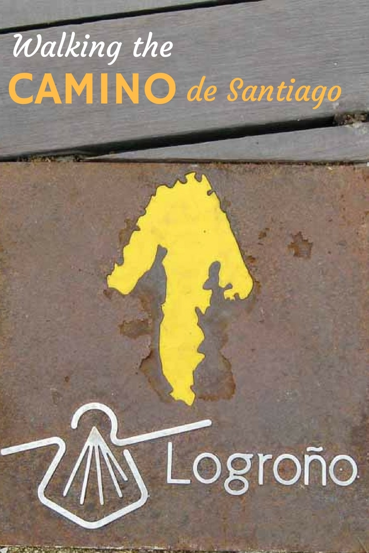 What it's like walking the Camino de Santiago. The Camino Experience. #travelPast50 #Camino #Spain #Hiking #TBIN