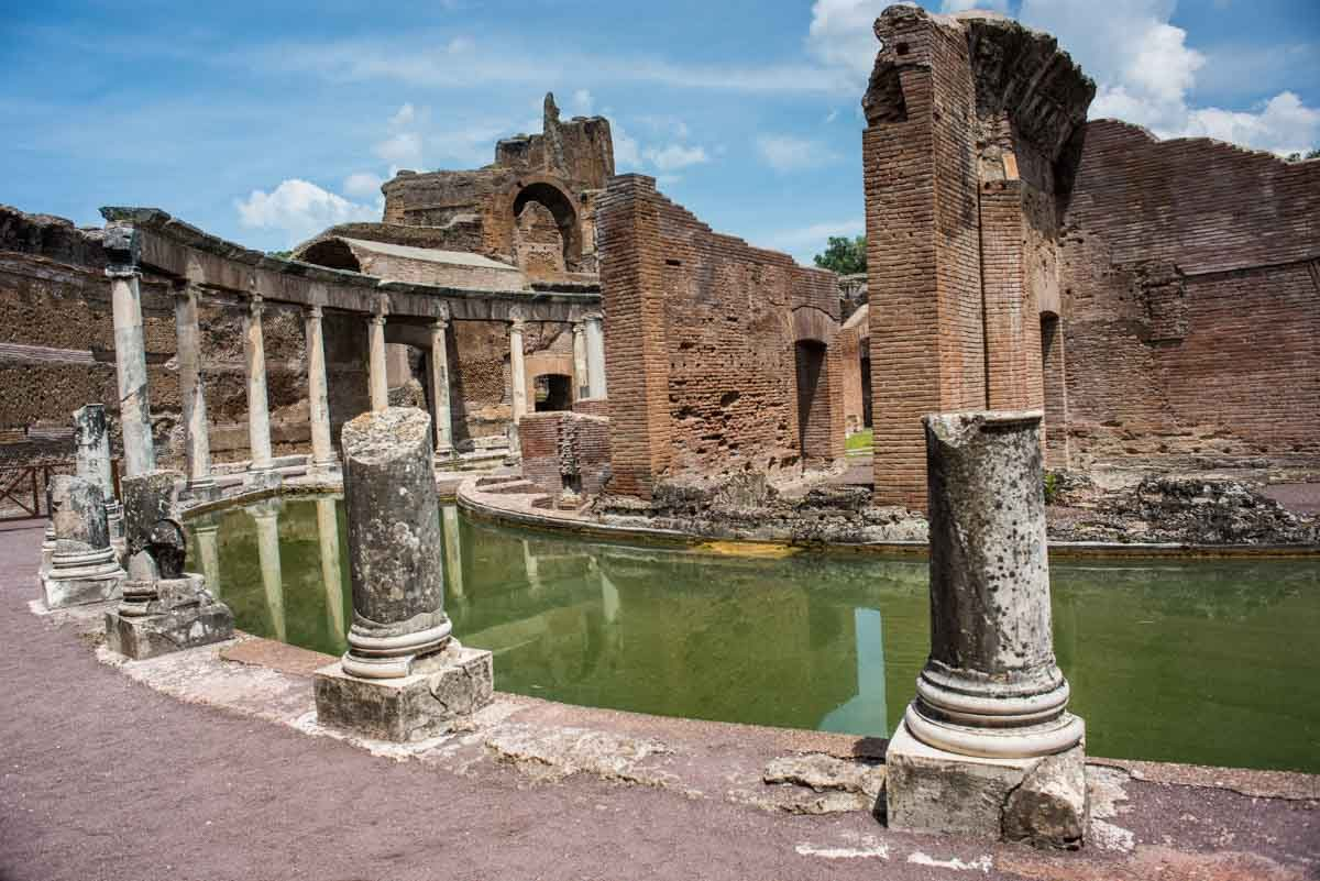 A Day Trip from Rome to Hadrian\'s Villa - Travel Past 50