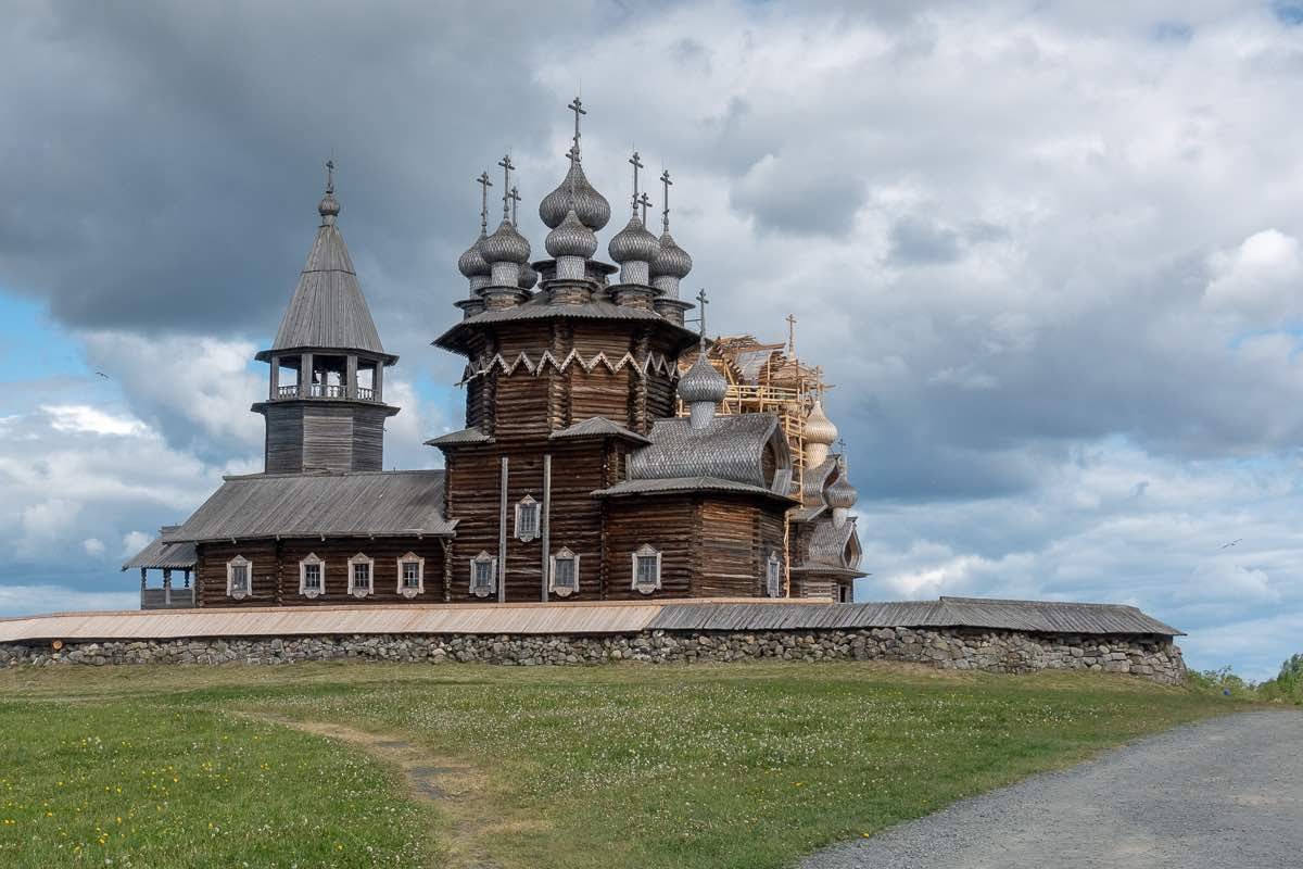 Russia River Cruise Excursion Kizhi island