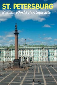 Highlights of Saint Petersburg, Russia, a UNESCO World Heritage Site.