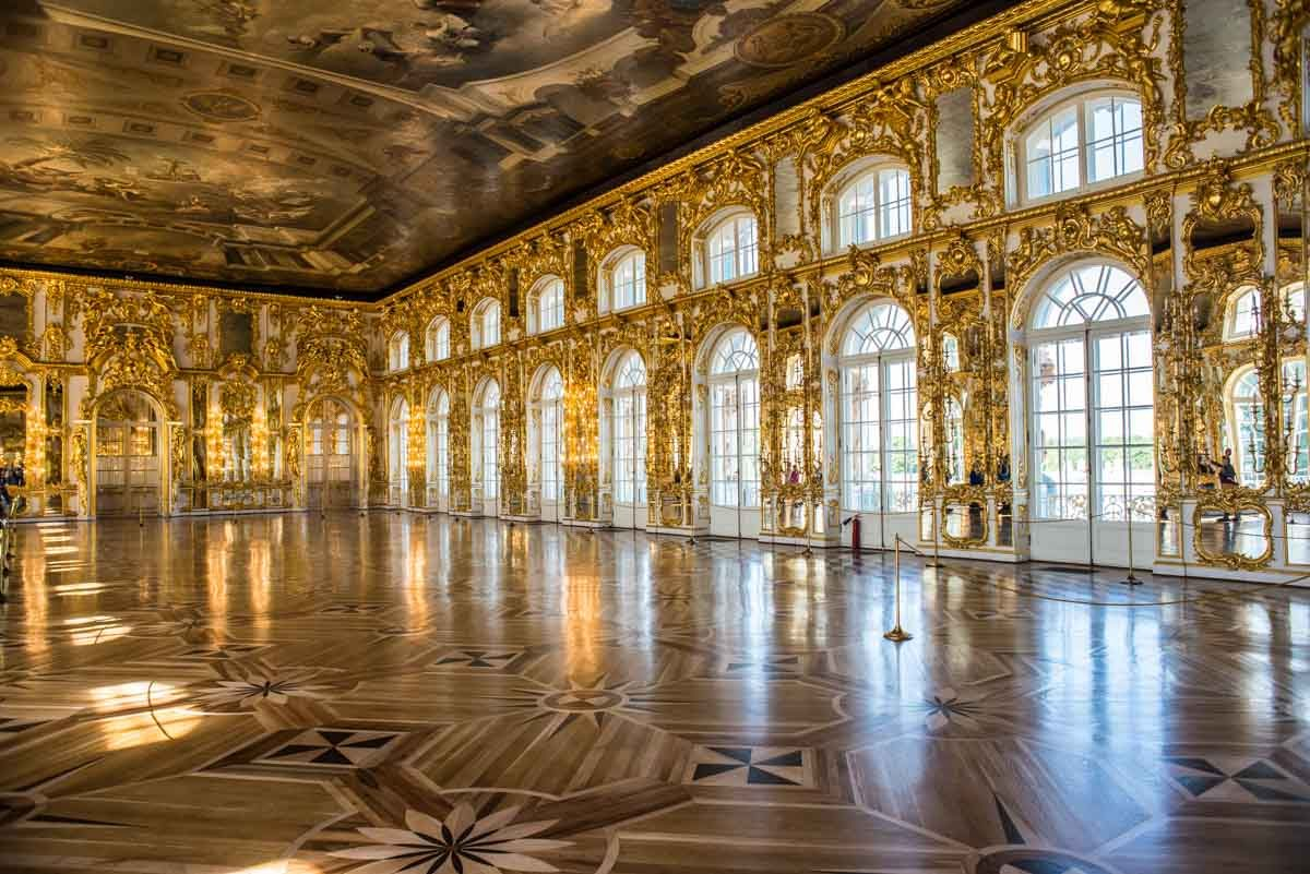 russia st petersburg catherines palace 3