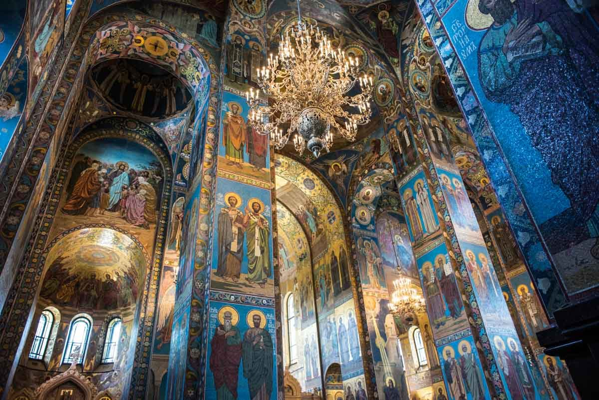 russia st petersburg church our savior on spilled blood 8