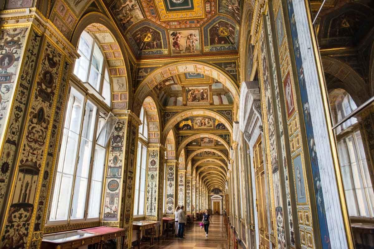 russia st petersburg hermitage rafaels gallery 2
