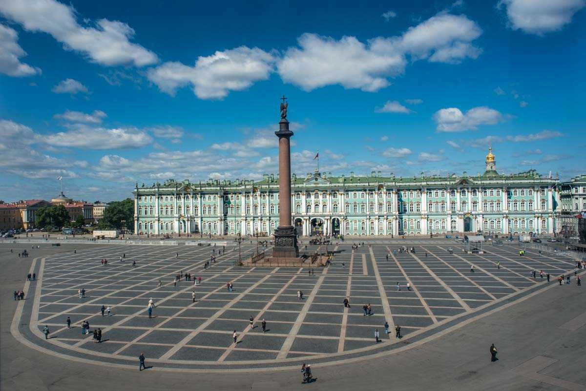 russia st petersburg winter palace unesco world heritage