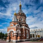 Churches and Other Images of Yaroslavl, Russia