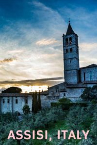 What to see in Assisi, Italy