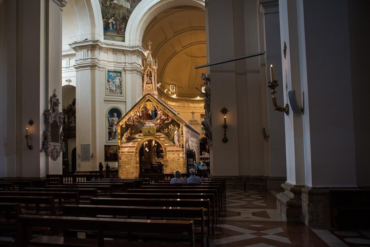 italy Assisi portiuncula