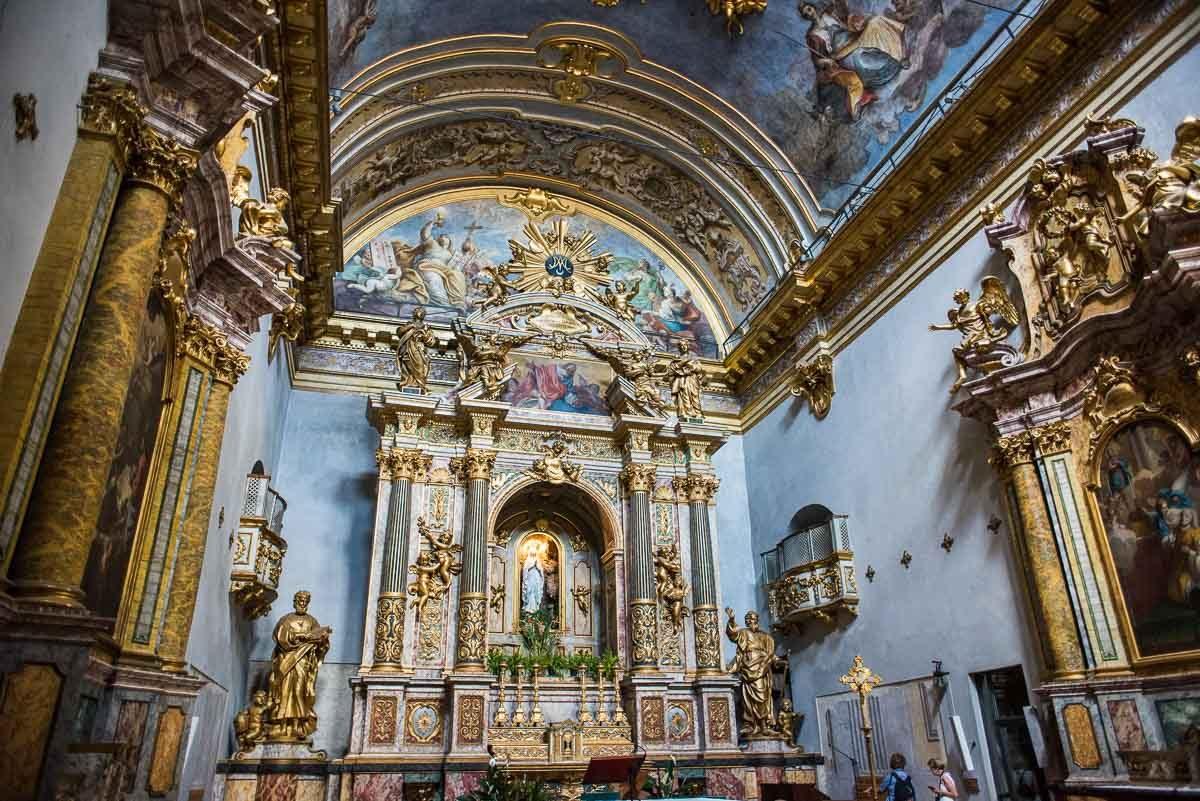 italy Assisi templo de minerva