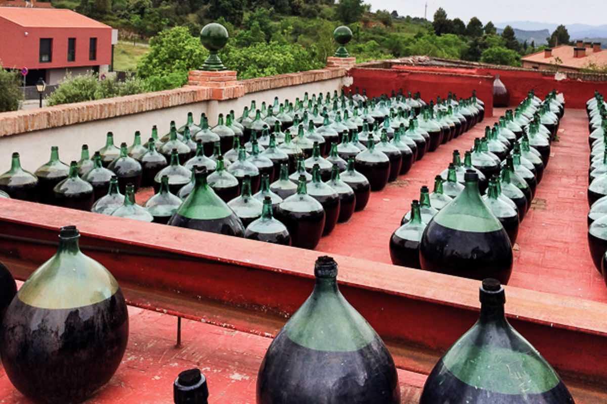 Priorat Spain Wine Region