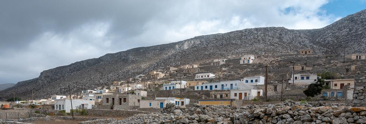 Alvona Karpathos Island Greece