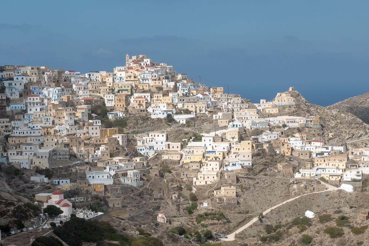Karpathos Island Greece Olympos