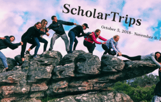 International Travel Scholarships