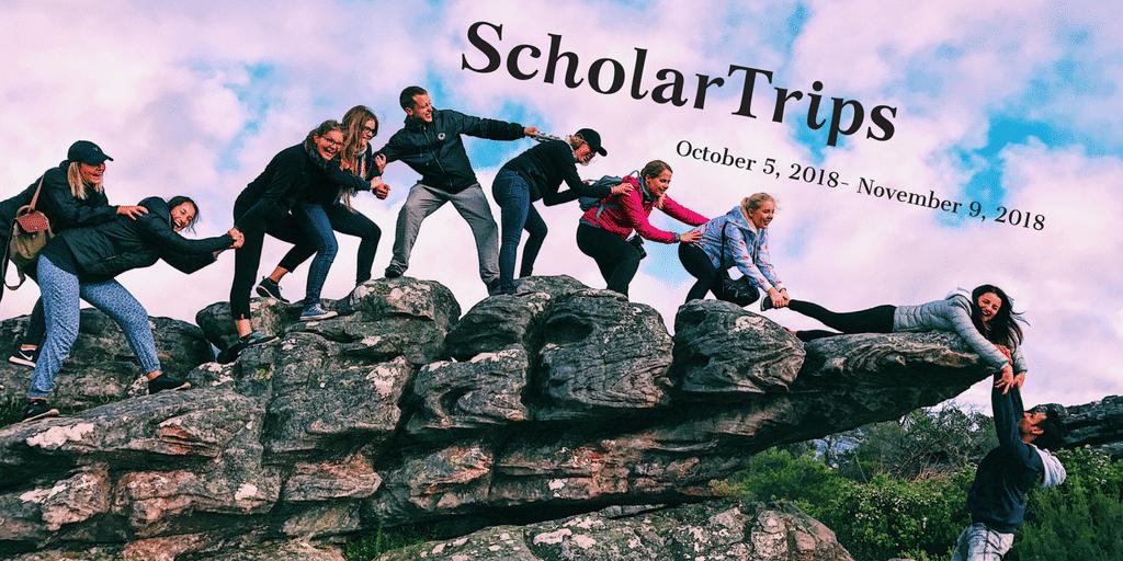 International Travel Scholarships