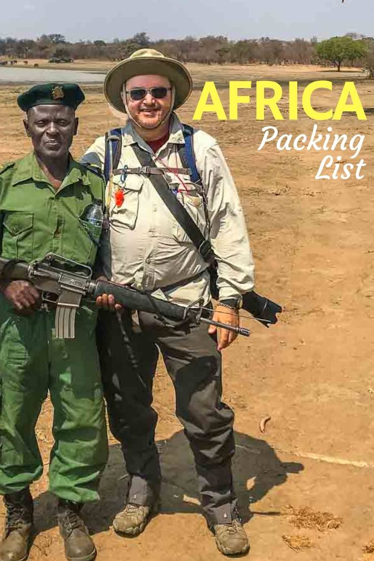 Africa requires a little more thought than Europe when you're making your packing list. Think bugs and heat first of all.`#Africa #Malawi  #TravelPast50 #Travel #TravelPhotography #SeniorTravel #BoomerTravel #TBIN #TravelTips #Packing #Adventure #ActiveTravel #ClicktoRead