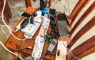 charging station tech for travel