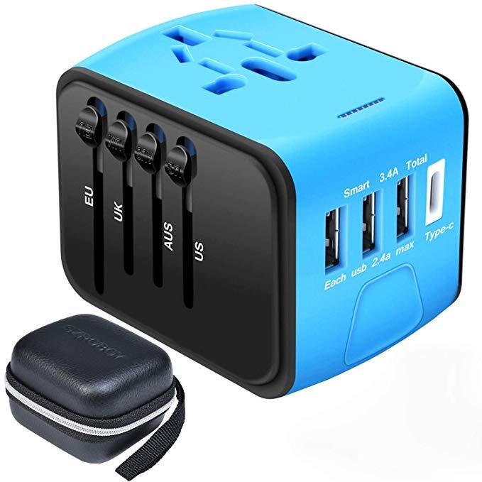 travel tech plug adapter